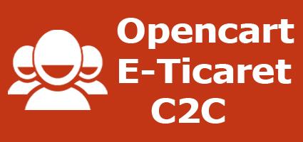 Opencart Eticaret C2C Paketleri
