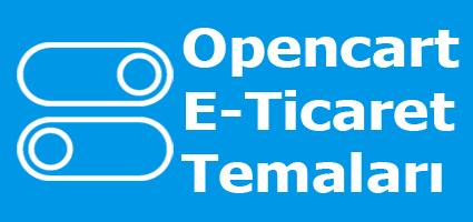 Opencart Eticaret Temaları
