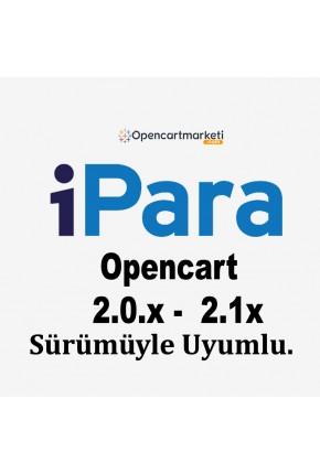 iPara Sanal Pos Modülü (ücretsiz)