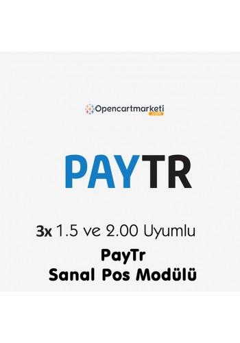 Paytr Sanal Pos Modülü (ücretsiz)
