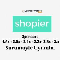 Shopier Sanal Pos Modülü (ücretsiz)