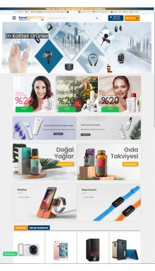 Opencart 3.x GenelMarketing v3 Full Paket
