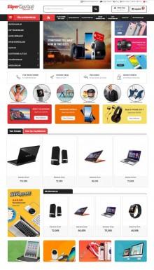 Opencart 3.x Süper Market Tema