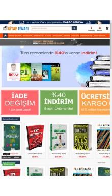 Opencart 3x Kitap Satış Teması Full Paket
