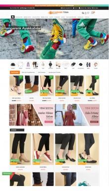 Opencart 3.x Ayakkabı v2 Tema