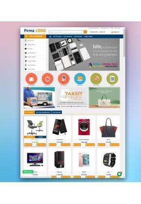 Opencart 3X Genel Marketing Tema Full Paket