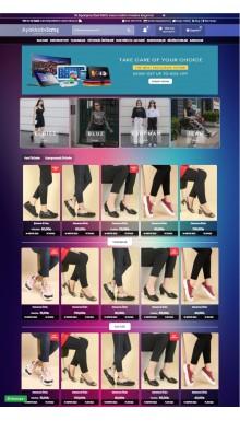 Opencart 3.x Ayakkabı Satış Full Paket