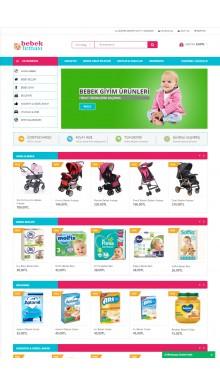 Opencart 2x Bebek Teması