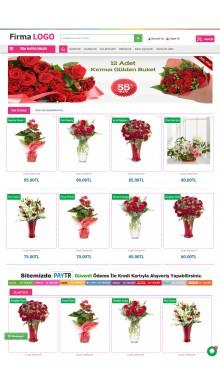 Opencart 3x Çiçekçi Teması
