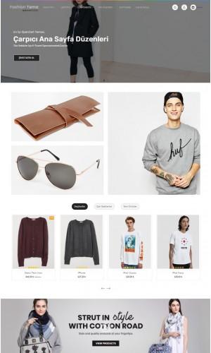 Opencart 3.x Fashion Tema