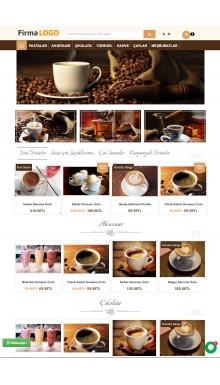 Opencart 3x Kahve Teması